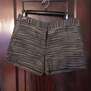 Joe fresh tweed shorts